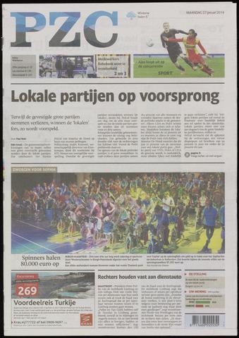 Provinciale Zeeuwse Courant 2014-01-27