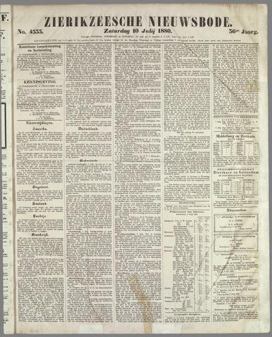 Zierikzeesche Nieuwsbode 1880-07-10