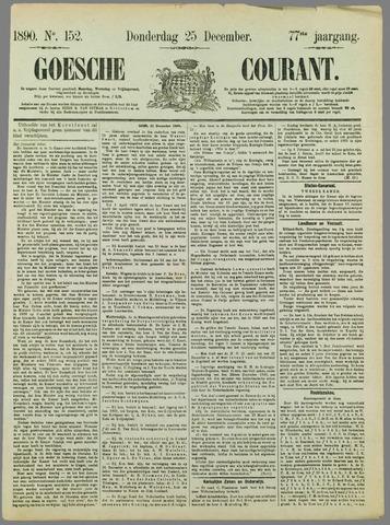 Goessche Courant 1890-12-25
