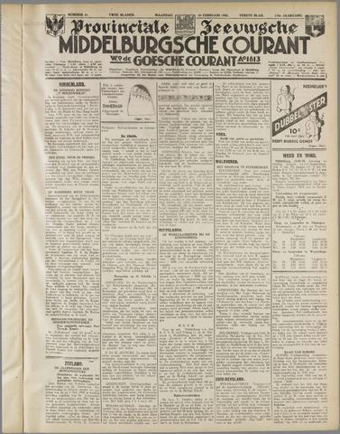 Middelburgsche Courant 1935-02-18