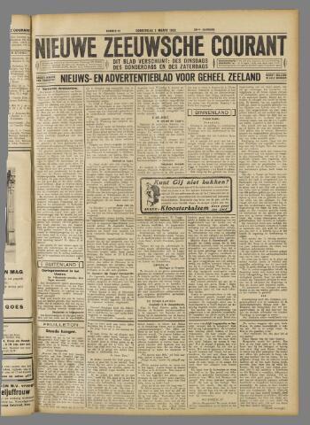 Nieuwe Zeeuwsche Courant 1932-03-03