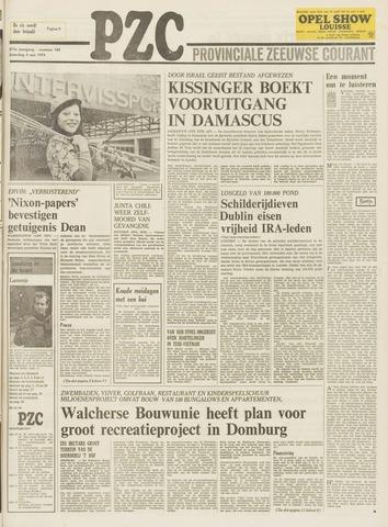Provinciale Zeeuwse Courant 1974-05-04
