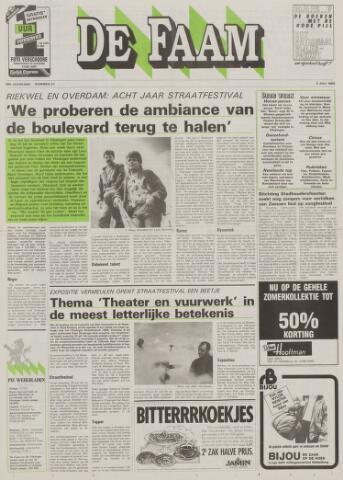 de Faam en de Faam/de Vlissinger 1988-07-06