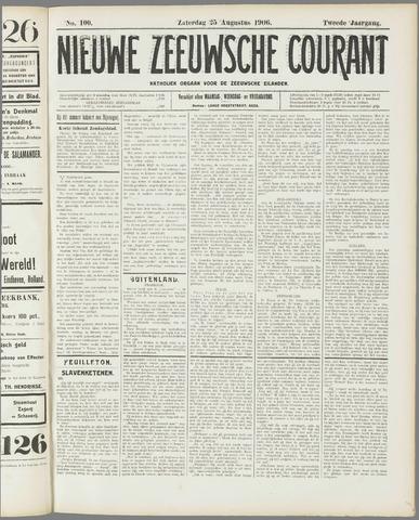 Nieuwe Zeeuwsche Courant 1906-08-25