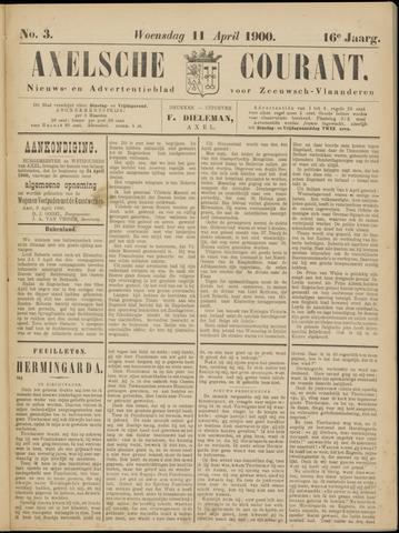 Axelsche Courant 1900-04-11