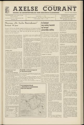 Axelsche Courant 1969-07-12