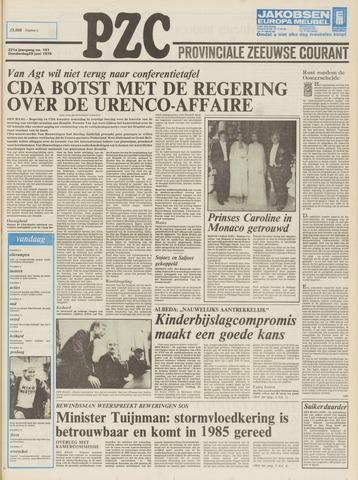 Provinciale Zeeuwse Courant 1978-06-29
