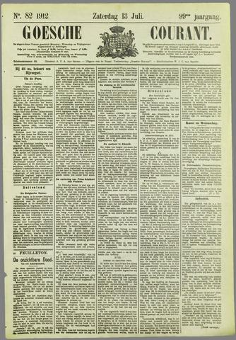 Goessche Courant 1912-07-13