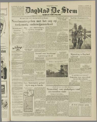 de Stem 1954-10-20