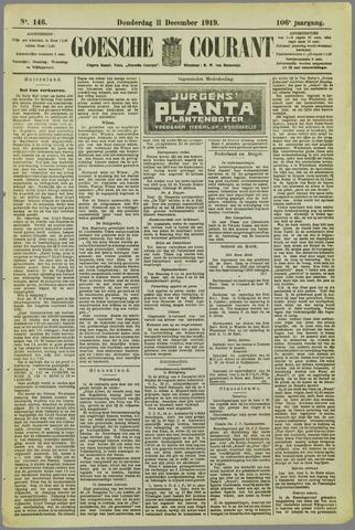 Goessche Courant 1919-12-11