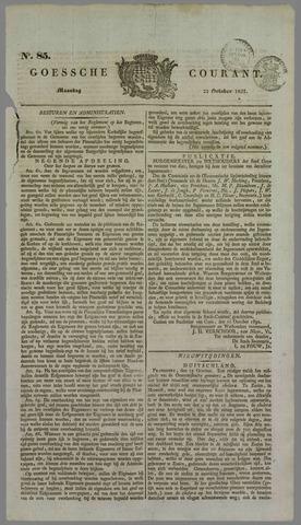 Goessche Courant 1832-10-22