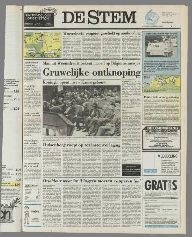 de Stem 1992-04-29