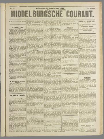 Middelburgsche Courant 1927-12-12