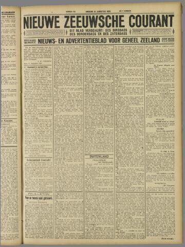 Nieuwe Zeeuwsche Courant 1926-08-31
