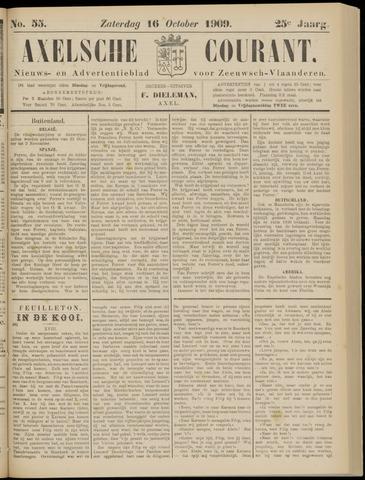 Axelsche Courant 1909-10-16