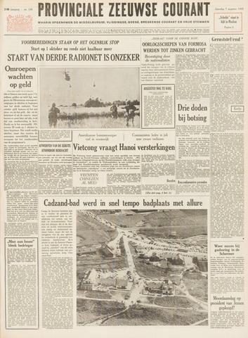 Provinciale Zeeuwse Courant 1965-08-07