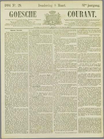 Goessche Courant 1894-03-08
