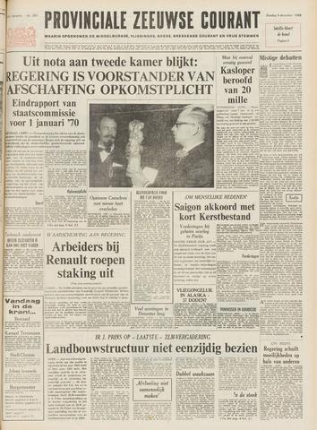 Provinciale Zeeuwse Courant 1968-12-03