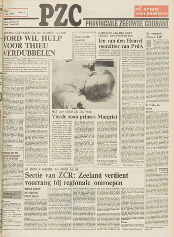 Provinciale Zeeuwse Courant 1975-04-11