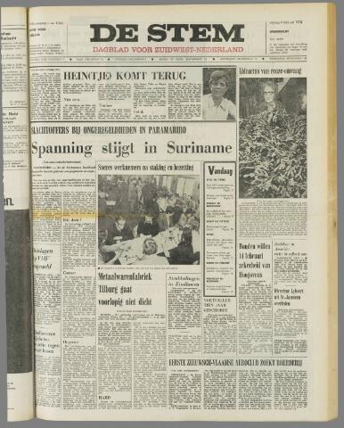 de Stem 1973-02-09