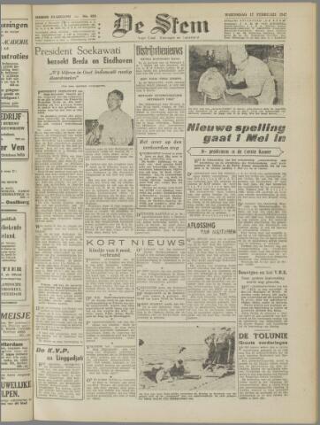 de Stem 1947-02-12