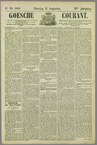 Goessche Courant 1908-08-11