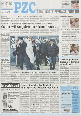 Provinciale Zeeuwse Courant 2001-06-07
