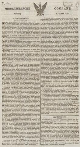 Middelburgsche Courant 1829-10-03