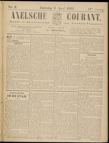 Axelsche Courant 1901-04-06