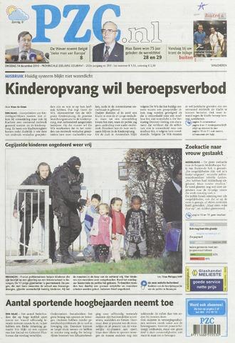Provinciale Zeeuwse Courant 2010-12-14