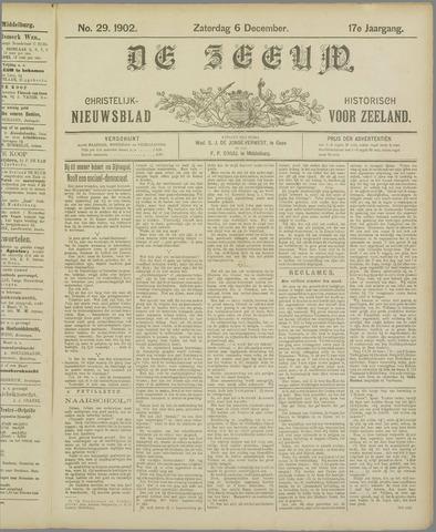 De Zeeuw. Christelijk-historisch nieuwsblad voor Zeeland 1902-12-06