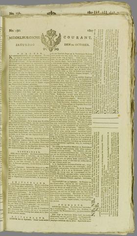 Middelburgsche Courant 1807-10-10