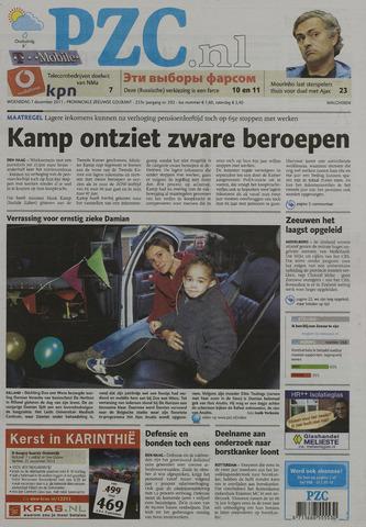 Provinciale Zeeuwse Courant 2011-12-07