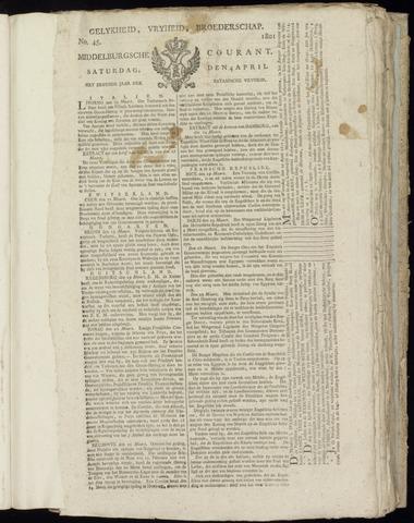 Middelburgsche Courant 1801-04-04
