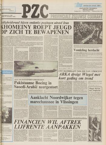 Provinciale Zeeuwse Courant 1979-11-27