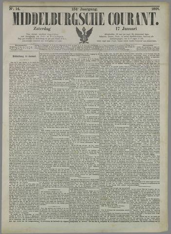 Middelburgsche Courant 1891-01-17
