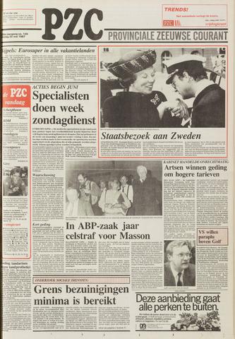 Provinciale Zeeuwse Courant 1987-05-22