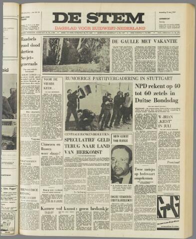 de Stem 1969-05-12