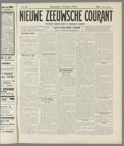 Nieuwe Zeeuwsche Courant 1909-02-04
