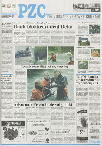 Provinciale Zeeuwse Courant 2001-05-30