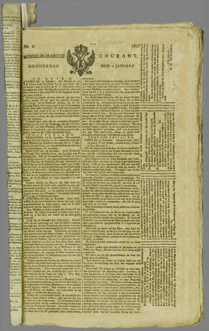Middelburgsche Courant 1806