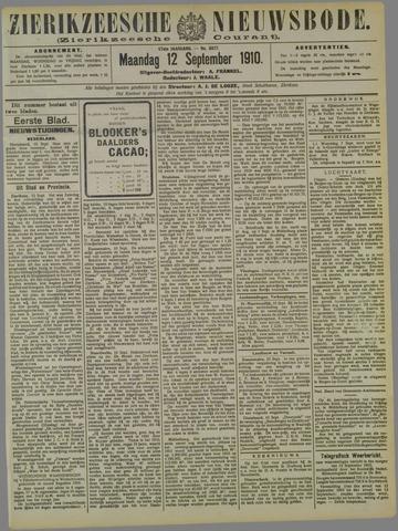 Zierikzeesche Nieuwsbode 1910-09-12