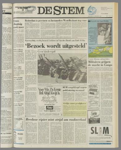 de Stem 1992-01-21