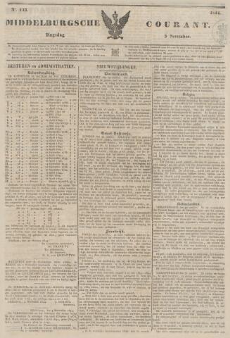 Middelburgsche Courant 1844-11-05