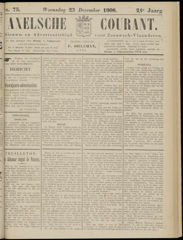 Axelsche Courant 1908-12-23