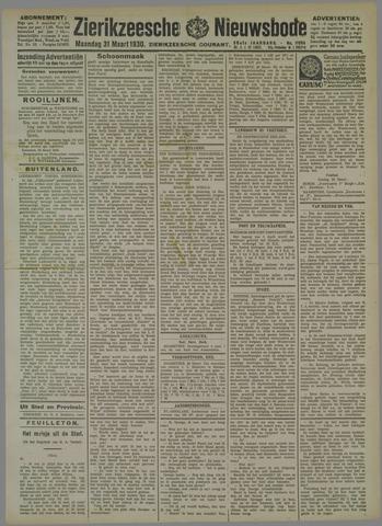 Zierikzeesche Nieuwsbode 1930-03-31