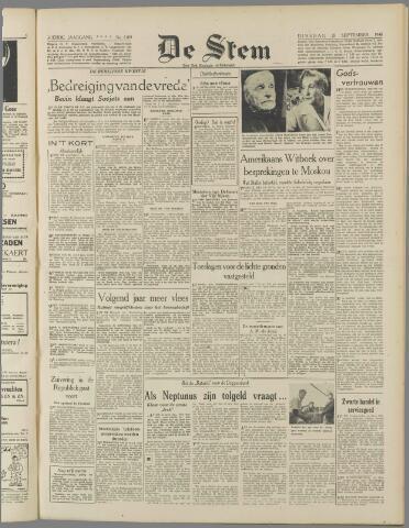 de Stem 1948-09-28