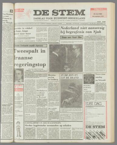 de Stem 1980-07-29