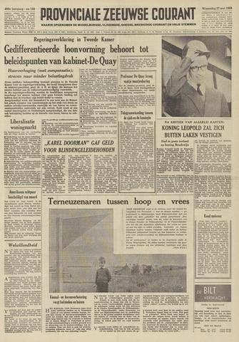 Provinciale Zeeuwse Courant 1959-05-27