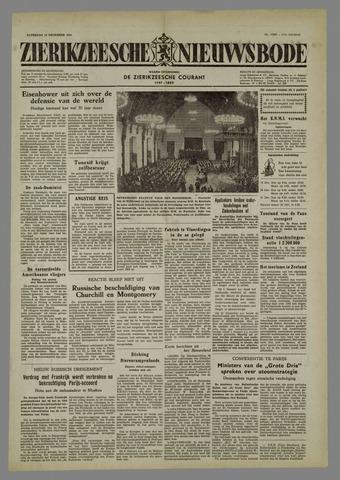 Zierikzeesche Nieuwsbode 1954-12-18